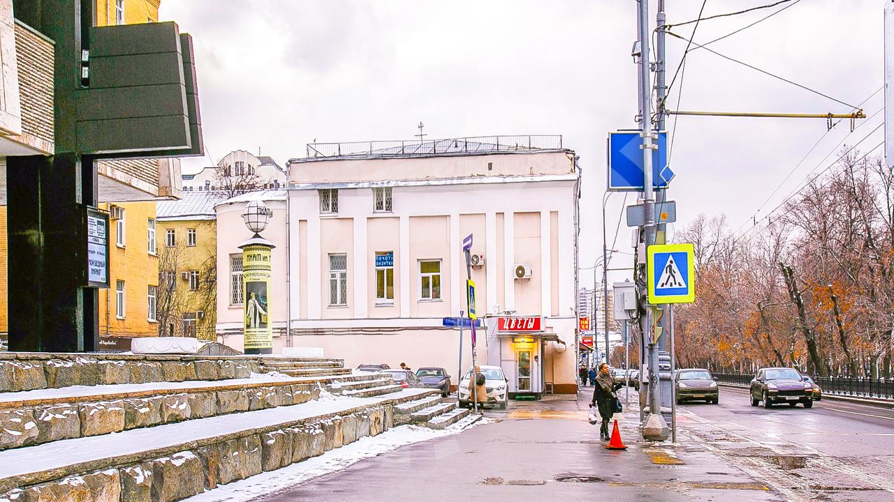 Тверской бульвар 20с1 арендаторы