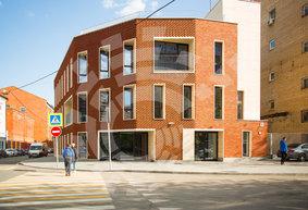 арендовать офис Сахалинская улица