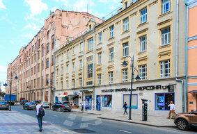 Аренда офисных помещений Пятницкая улица поиск Коммерческой недвижимости Полосухина улица