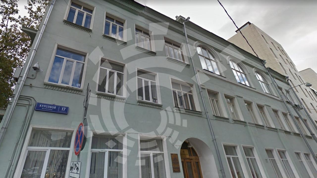 Бизнес центр Курсовой Аренда офиса в БЦ Курсовой в Москве Бизнес Центр Курсовой 17