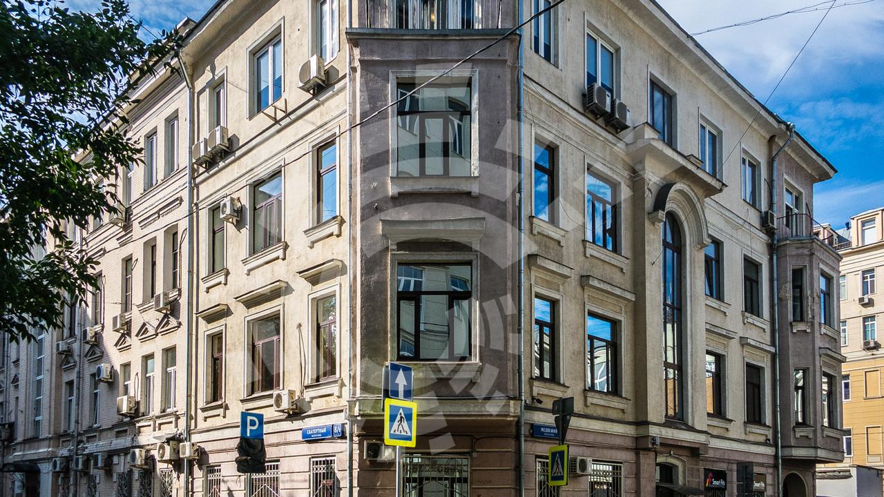 Снять в аренду офис Скатертный переулок миель недвижимость, аренда офиса