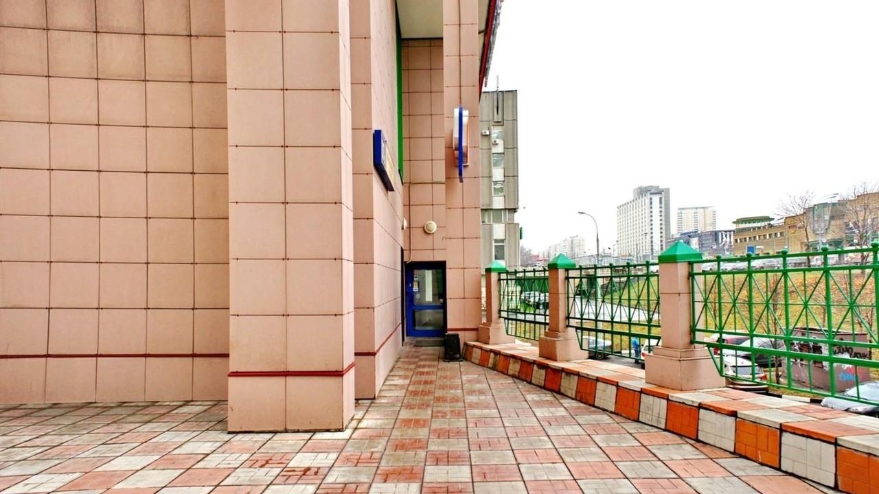 Как доехать: ст метро проспект вернадского (сокольническая) трол34, до ост